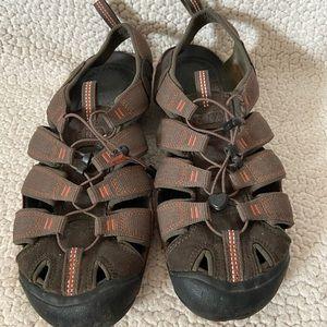 Keen open back sandal